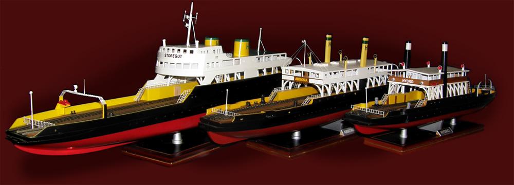 modellbåter til salgs